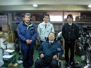 お疲れ様でした。ヤマハの船引さん、三宅さんありがとうございました