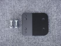 セニアカー用ステッキホルダー取付プレート