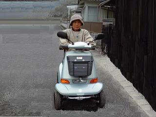 岡山県 S.H様(スズキ セニアカーET-4D6)