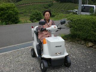 奈良県 T.M様(松下電工 マイウォークEZ-4703)