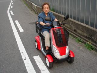 大阪府 K.S様(ホンダ モンパルML200DX)