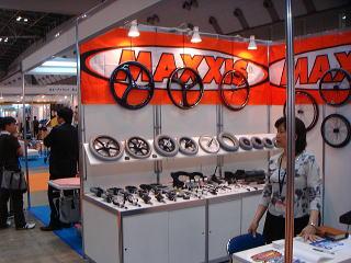 車輪専門商社のカキウチ商事さん。当社もお世話になっています。