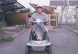 愛知県 K.K様(ヤマハ マイメイトYM-10B)