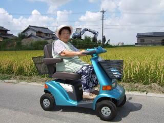 愛知県 M.N様(スズキ セニアカーET-4D)