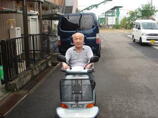 愛知県 S.U様(スズキ セニアカーET-4D)