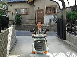愛知県 S.Y様(スズキ セニアカーET-4D)