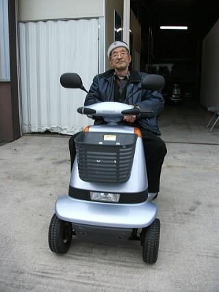 熊本県 S.M様(スズキ セニアカーET4A)