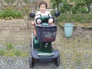 愛知県 S.T様(スズキ タウンカートCT-1A)